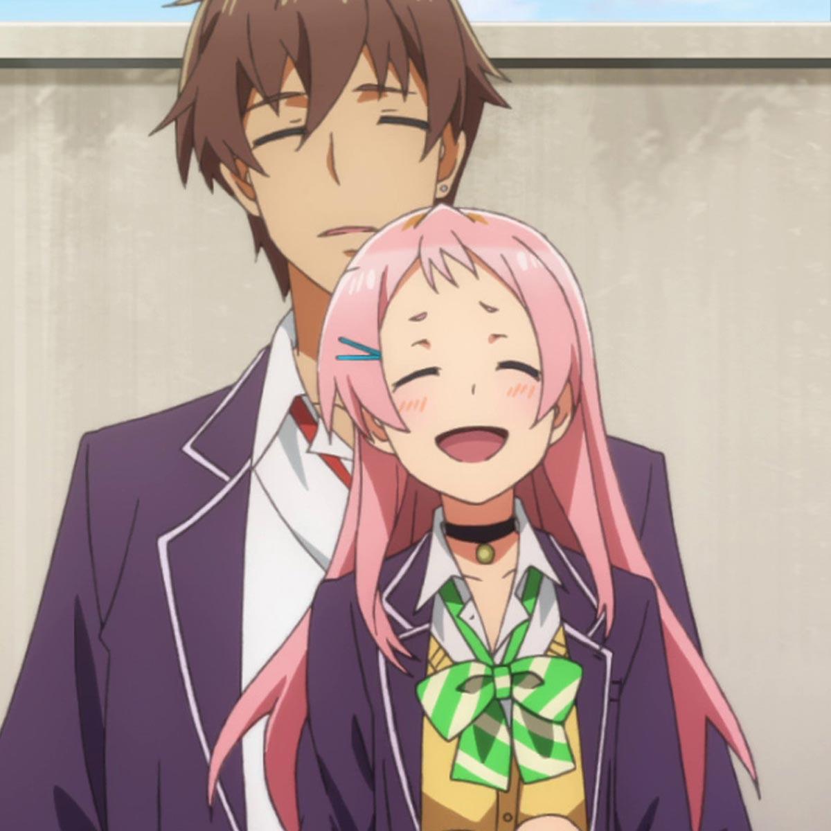 Gamers! y sus mejores personajes del anime [Top 3] - Tasuku