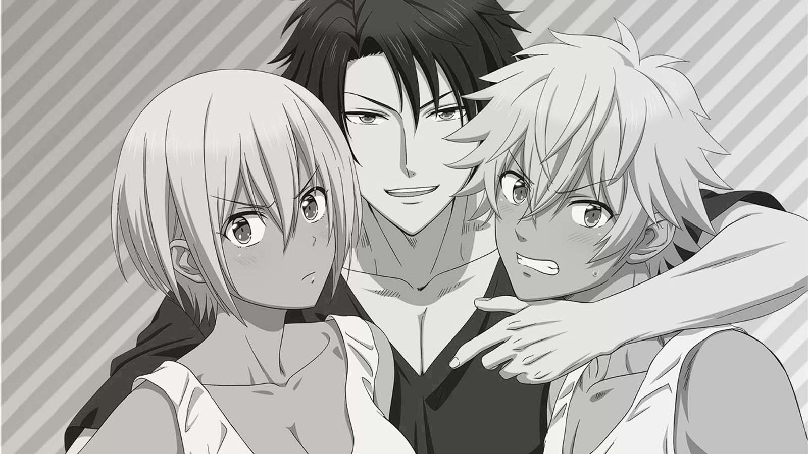 Kuro Gal ni Natta kara Shinyuu to Yattemita anime