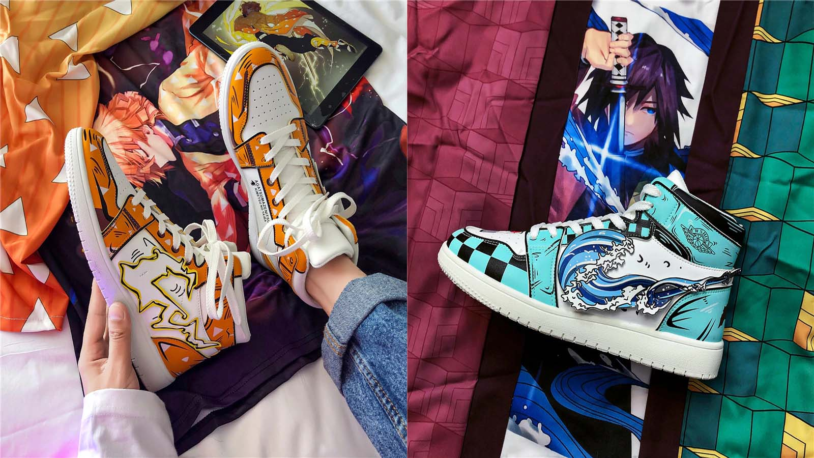Moda otaku - Zapatillas de anime