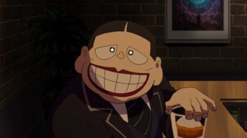 Mejores personajes timadores del anime - Fukuzou Moguro