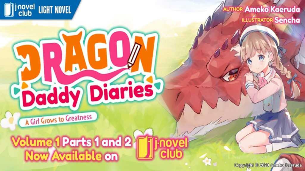 Dragon Daddy Diaries: A Girl Grows to Greatness
